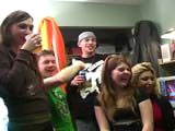 Party House Pooning From Girls Get Crazy