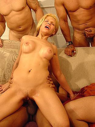 10336 01 Blonde Pussy Threesome   Rio Mariah   V2 GangBang Cathy   No Limits ... No Condoms ... No Holes Barred!
