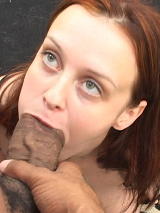 Interracial Porn : Krysty!