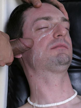 Gay Cum Facials : Ricardo!