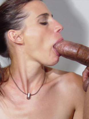 Interracial Porn : Cherie!