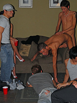 gay party galleries