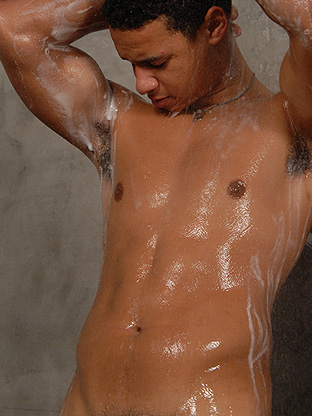 Gay Muscle Men : Rock Collins & Egypt!