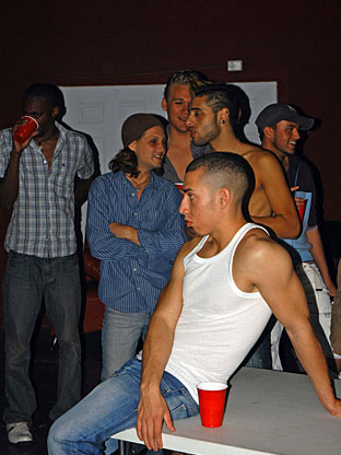 Gay Parties : Mr Sauki & Tyler Ray!