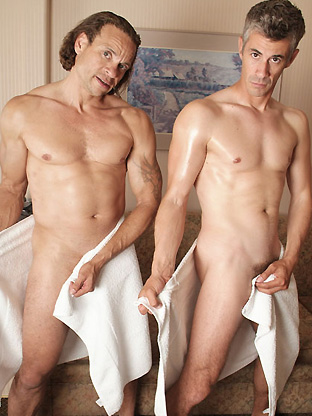 Gay Reality Porn : Chris & Mark!