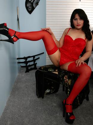 Asian Women : Rosanna Rose!