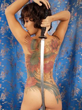 Asian Women : Jandi Lin!