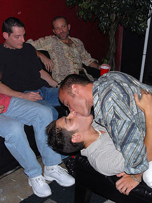 Gay Parties : Steve & Don - Hi Def!